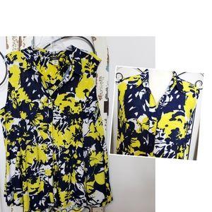 Cocomo Woman sleeveless top size 3X